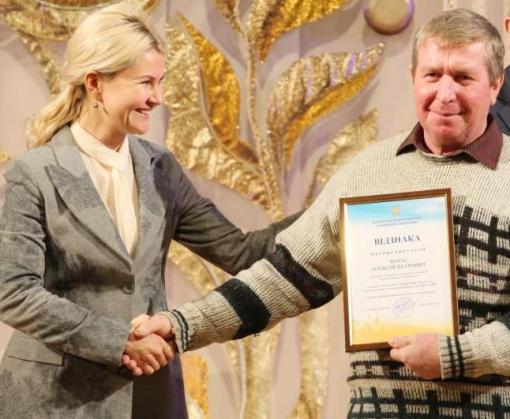 Харьковские аграрии получили награды