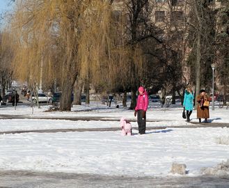 Настоящей зимы пока можно не бояться