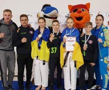 Харьковчанка победила на чемпионате Европы по тхэквондо