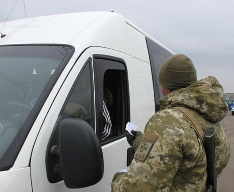 Около сотни россиян не пустили в Украину