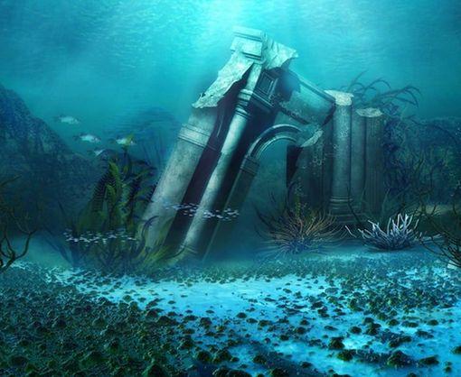 Англичане, наконец-то, нашли затонувшую Атлантиду