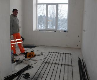 Харьковские активисты контролируют ремонт в чернобыльской больнице