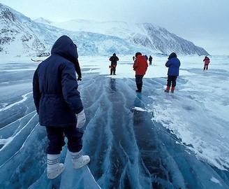 К школьникам в гости придут полярники