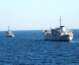 Захваченные украинские катера исчезли из керченского порта