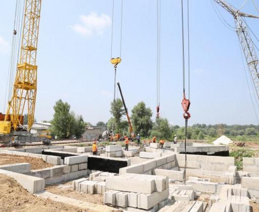Строительство нового онкологического центра в Харькове, инициированное Юлией Светличной, определено как приоритетное