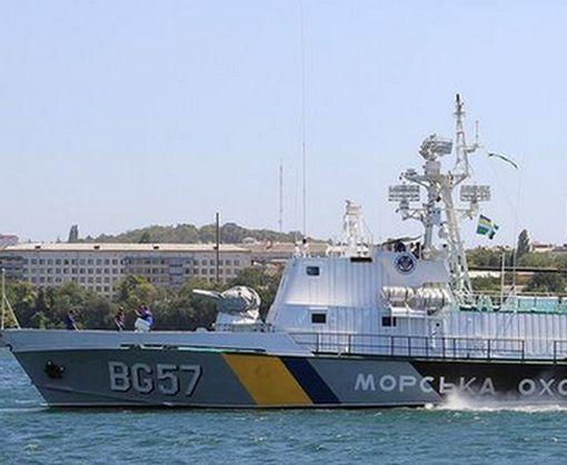 Украинской морской охране разрешили применять оружие без предупреждения
