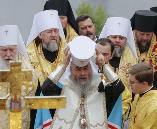 Константинополь отберет титул у главного московского попа в Украине