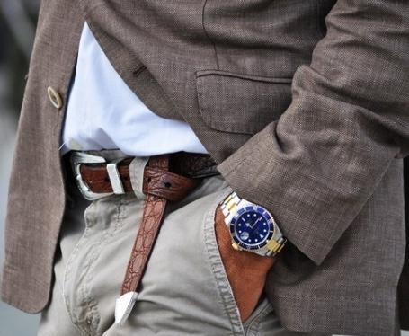 Правильный выбор ремней для мужских джинсов и преимущества изделий