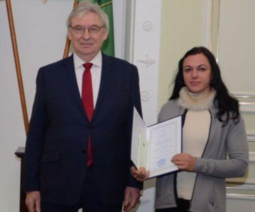Харьковчане получили премии городского совета