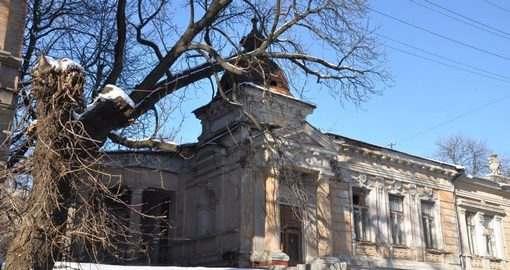 Некоторые старинные здания Харькова еще можно спасти