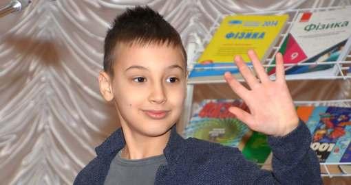 Юный харьковский вундеркинд установил очередной рекорд, но все равно хочет разводить кроликов: фото-факты