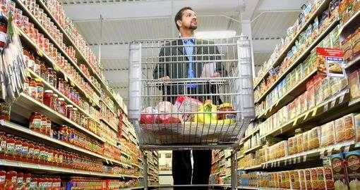 Ценники в магазинах Харькова ничего хорошего не показывают