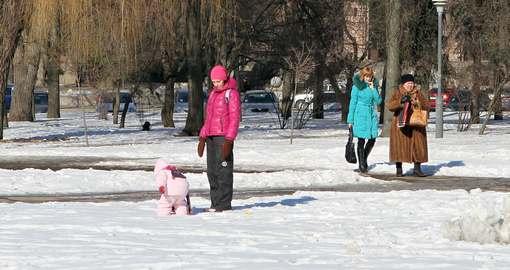 Мальчиков в Харькове рождается больше, чем девочек