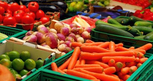 Морковь стала рекордсменкой по росту цен