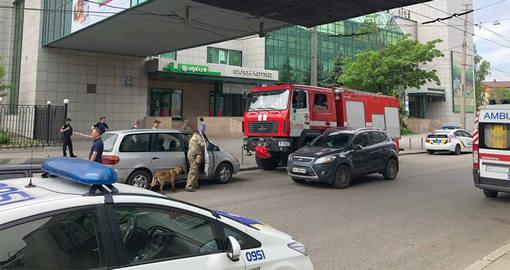 В Харькове девятый день «минируют» бизнес-центры