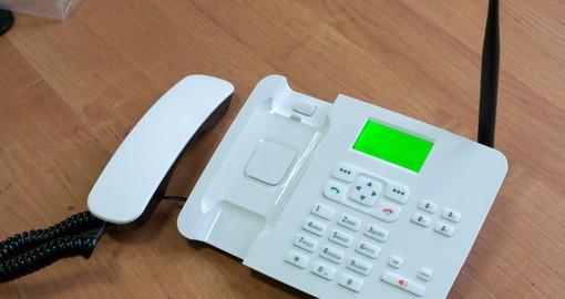 Абонентам стационарной связи придется заменить телефонные аппараты