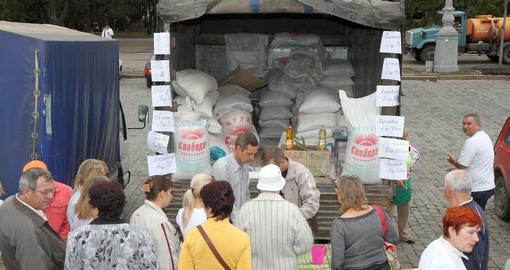 Будет ли в Харькове дефицит муки