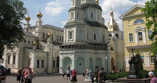 Настоящие символы Харькова находятся в тени