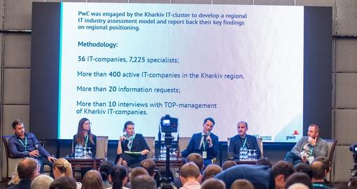 Харьков занимает первое место в стране по количеству айтишников