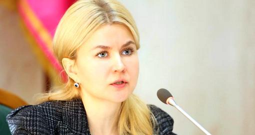 Юлию Светличную снова избрали вице-президентом Палаты регионов