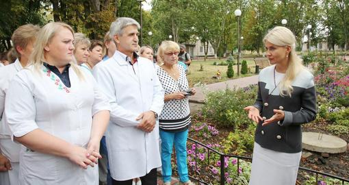 Условия оказания медицинской помощи в районах области приближаются к городским