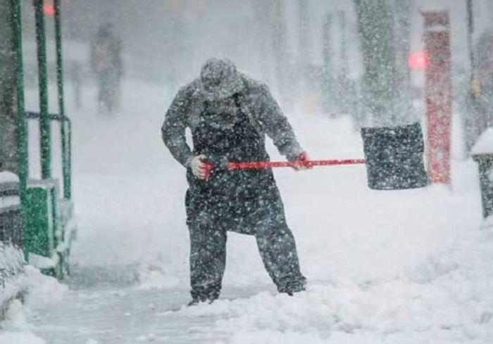 Спасатели предупредили о серьезном ухудшении погоды по всей Украине