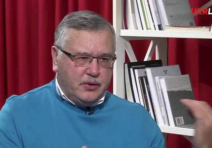 Анатолий Гриценко избран кандидатом от демократической оппозиции