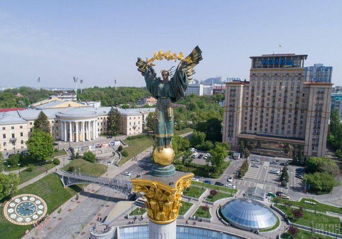 Киев опередил Москву в рейтинге качества жизни