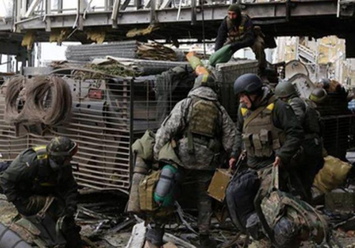 В Сети опубликовали ролик в память о «киборгах», защищавших Донецкий аэропорт