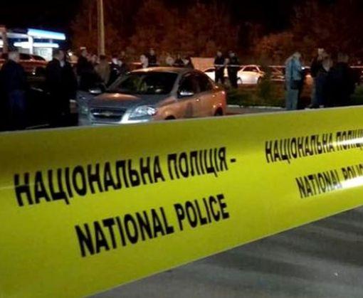 Полиция расследует гибель мужчины, сгоревшего под Харьковом в авто: фото-факт