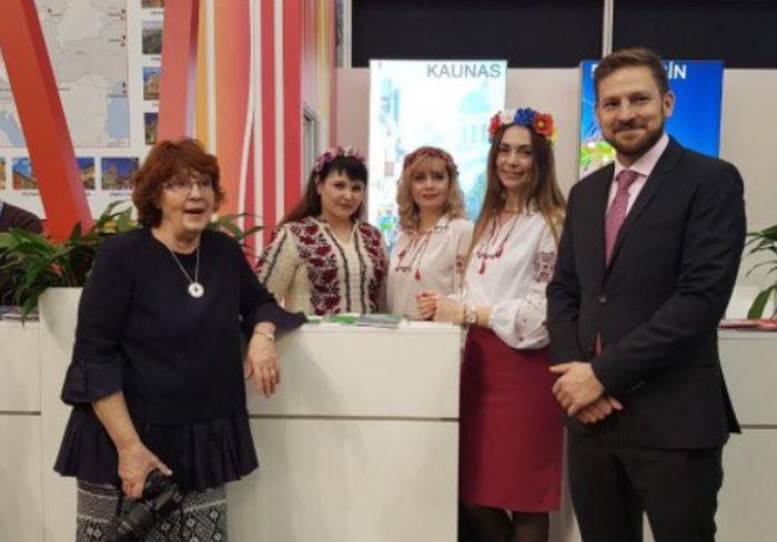 Харьков представили на туристической выставке в Чехии
