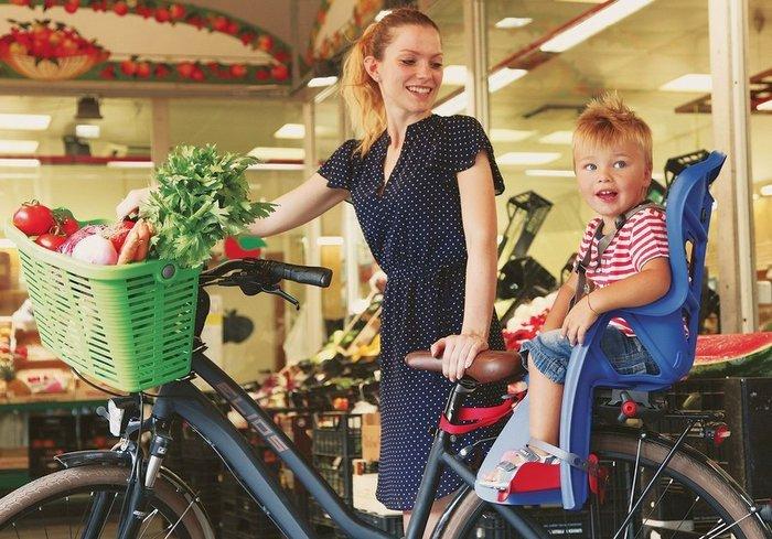 Как подобрать велокресло для ребенка: быстрое сравнение и лучшие цены