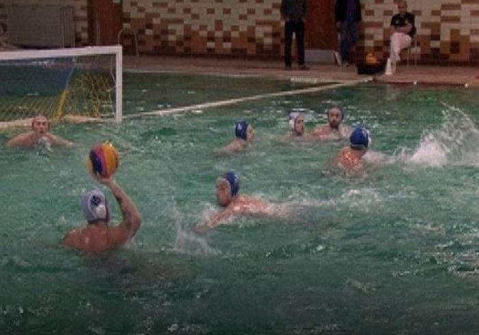 В Харькове сыграла четверка лучших ватерпольных команд