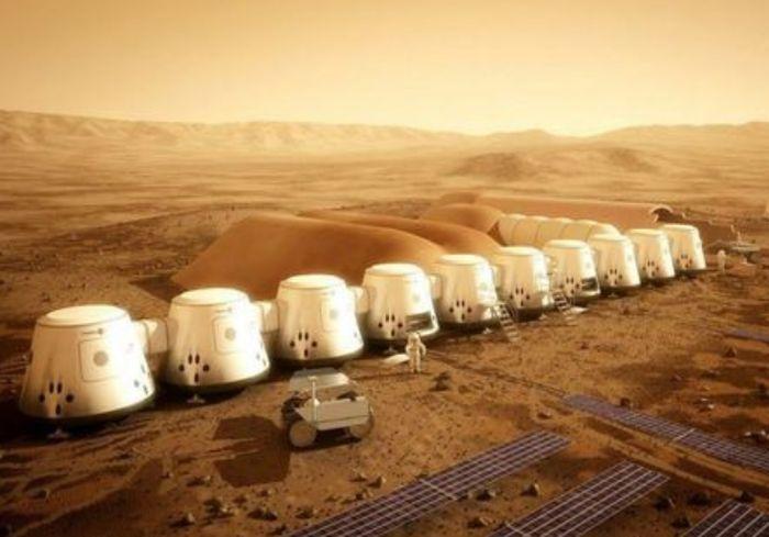 На Западе провалился грандиозный проект по колонизации Марса (видео)