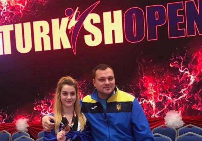 Харьковские тхеквондисты вернулись с Turkish Open с медалями