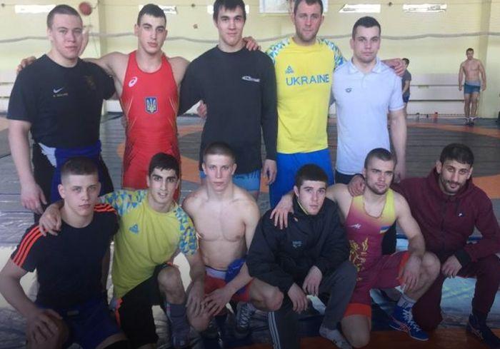 Харьковские борцы усилят сборную Украины на Чемпионате Европы