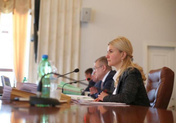 Юлия Светличная назвала главные решения, которые были приняты на сессии Харьковского облсовета