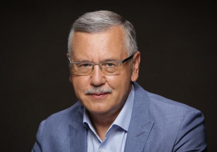 Гриценко поблагодарил Садового за поддержку: «Вместе изменим страну»