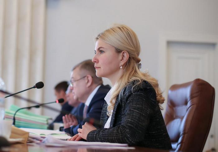 Юлия Светличная: 2019 год будет годом развития и строительства в области
