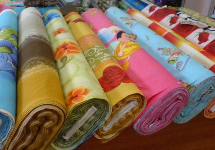 Украинские ткани становятся популярными у европейцев