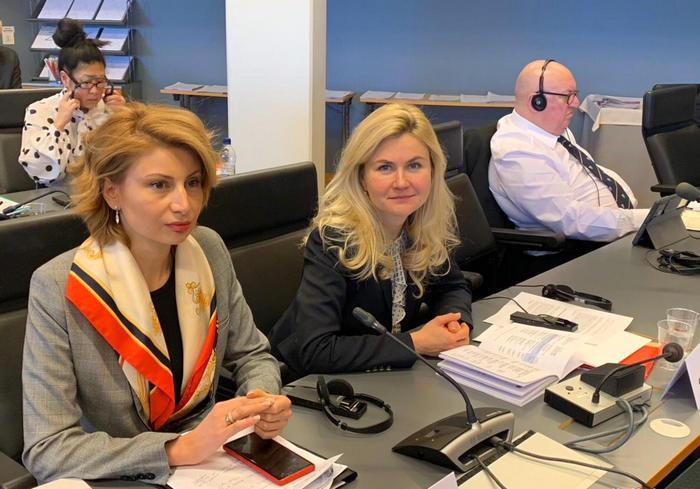 Губернатор Харьковщины отстаивает интересы Украины в Совете Европы