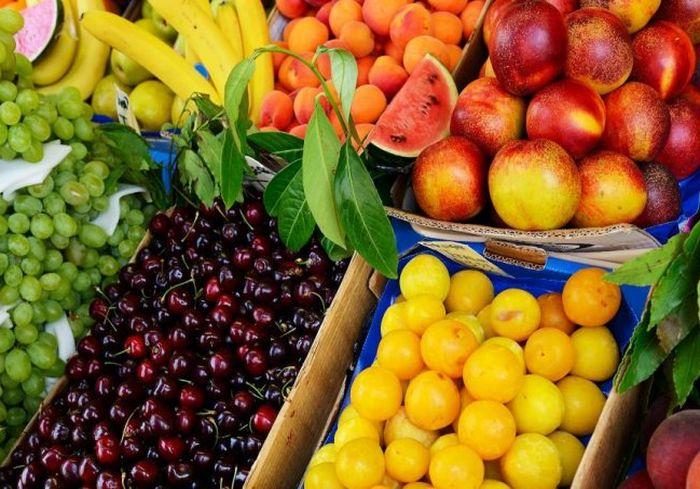Украина рекордно нарастила экспортную торговлю фруктами и орехами