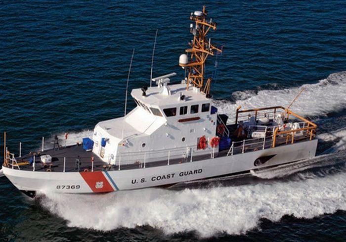США передадут Украине еще два патрульных катера (фото)