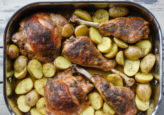 Стоит ли употреблять картошку с мясом