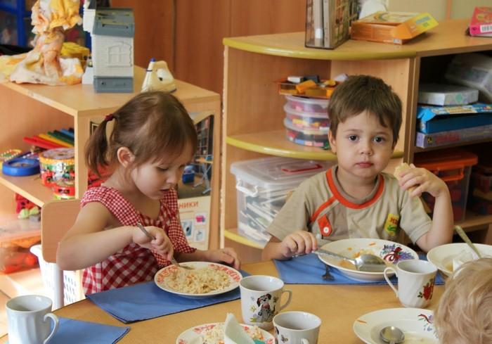 В харьковском детсаду отравились дети