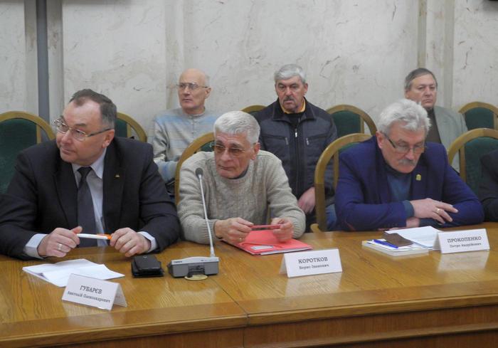 В Харькове обсудили ремонт областного диспансера радиационной защиты