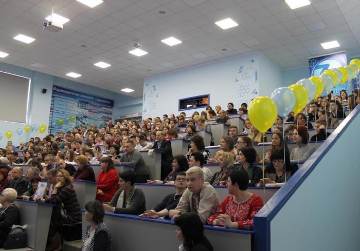 В Харькове стартовала Всеукраинская ученическая олимпиада по биологии
