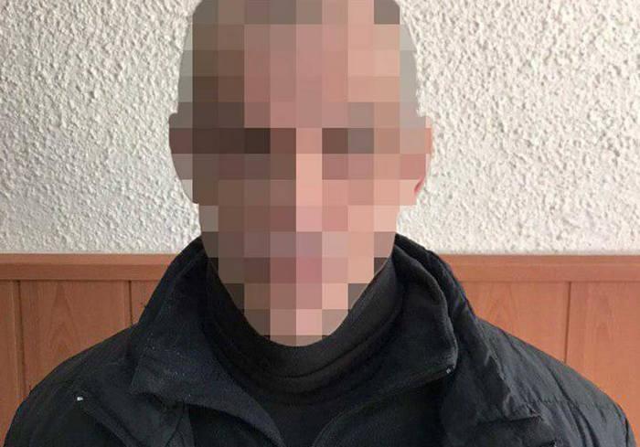 В Харькове поймали скрывавшегося гражданина России