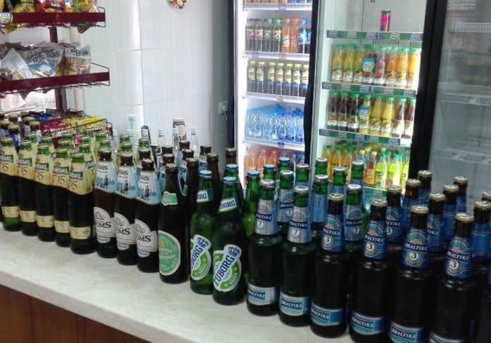 В Харькове изъяли очередную «порцию» паленой водки