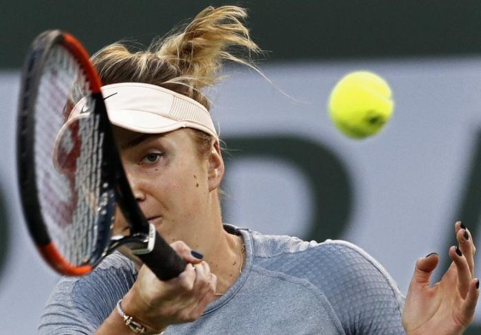 Харьковская теннисистка проиграла в первом раунде Miami Open